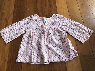 COUNTRY ROAD Baby Girls Top Sz 0  6 - 12 mths EUC