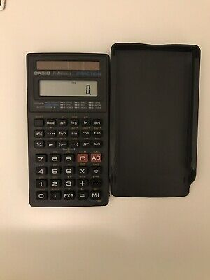 Casio FX-260 Solar Scientific Calculator Only RBC