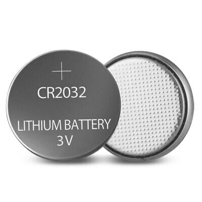 Maxell CR2032 3V 220mAh Lithium Coin Button Cell Micro Battery AU