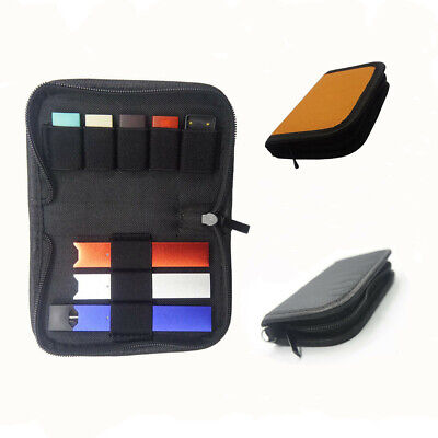 FOR JUUL CASE Travel Protective Bag Carrying Case Wallet Cover