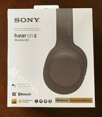 Sony WH-H900N Bluetooth h.ear On 2 Wireless Noise Canceling Headphones