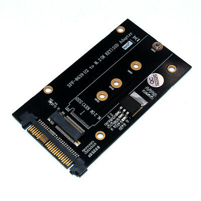 Upgrade M.2 SSD M Key to U.2 SFF-8639 Adapter PCI-Express U2 to M2 for NVME SSD