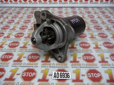 04 05 06 07 08 Mini Cooper S Manual Engine Starter Motor 12417570488 Oem