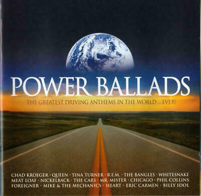 Various Artists - Power Ballads: The Greatest Driving Anthems in th (CD) (2003)