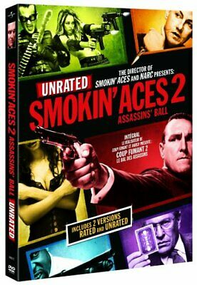 Smokin' Aces 2: Assassins' Ball [DVD] NEW!