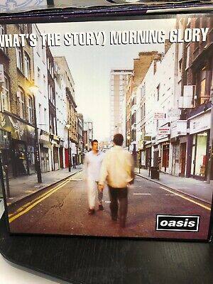 Oasis (Whats The Story) Morning Glory Remastered - Vinyl New Unsealed