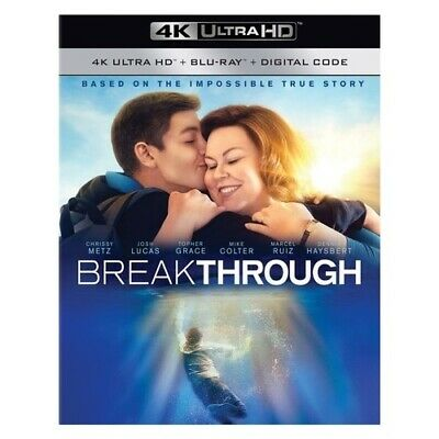 Tcfhe Br2362914 Breakthrough (4K-Uhd/Blu-Ray/Dhd/2 Discs)