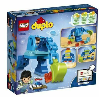 LEGO DUPLO Disney 10825 Miles Exo-Flex Suit Building Kit (37-Piece)