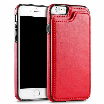 Magnetic Leather Wallet Card Slot| Flip Cover for iPhone X/XS| XR| XS MAX|