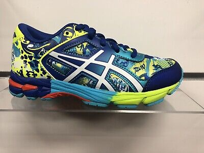 ASICS KIDS NOOSA GS Running Shoe New With Box Size 2 12 US