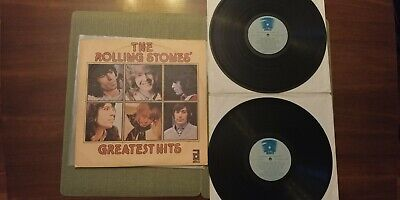 """The Rolling Stones - Greatest Hits, Vinyl LP 12"""", ABKCO, 1977, VG to VG++"""