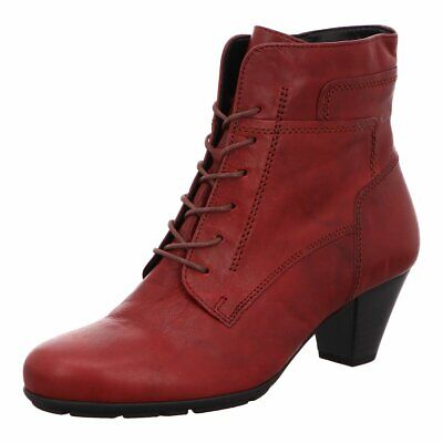 Gabor Damen Stiefeletten dark-red 55.644.55 rot 172685