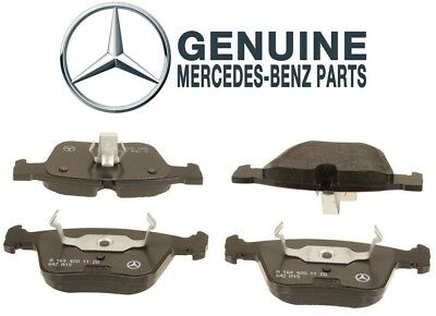 For Mercedes-Benz W164 ML63 AMG Front /& Rear Disc Brake Pad Set Genuine