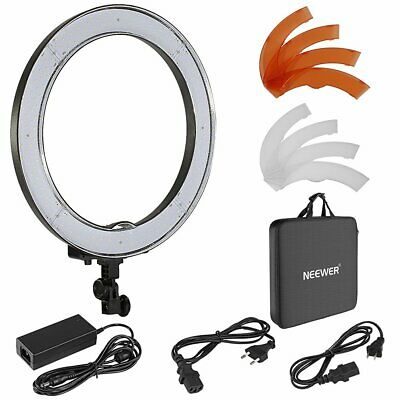 Neewer Camera Photo/Video 18 inches/48 Centimeters Outer 55W 240 Pieces LED SMD