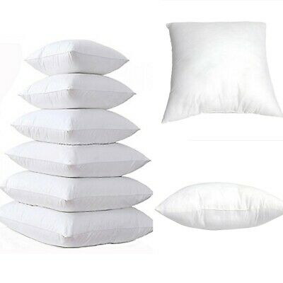 Hollow-fiber Pumped Cushion Fillers Inner Cushion Inserts Pads Two Sizes Fashion