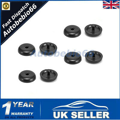 Car Seat Belt Buttons Stopper Buckle Holders Studs Retainer Pin Clips Universal