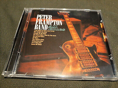 Peter Frampton Band - All Blues CD HUMBLE PIE-member