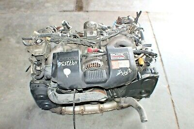 SUBARU LEGACY GT RHD JDM EJ20 2L Twin Turbo Engine Long