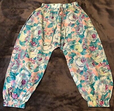Designer Zimmermann Girls Cotton Pants Age 6 Years Bnwot