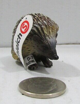 HEDGEHOG PUPS by Schleich// toy// 14623//// RETIRED