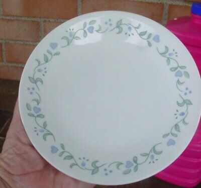 Corelle Country Cottage Bread & Butter Plates Set of 8