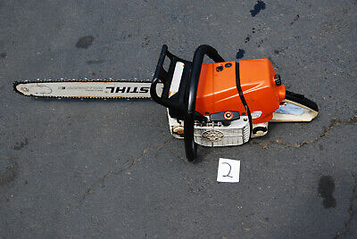 STIHL 017 CHAINSAW, great running saw, 150 psi of compression