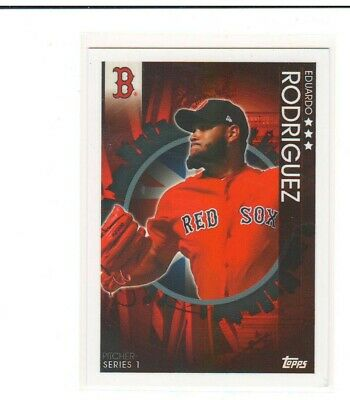 2019 Topps UK On-Demand London Series Yankees vs. Red Sox - YOU PICK