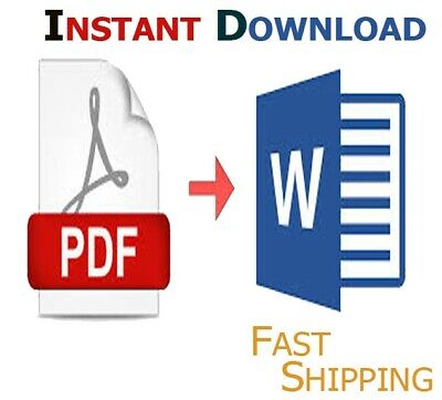 Apowersoft PDF TO Word-Excel-PPT CONVERTER TEXT OR IMAGE 32/64bits