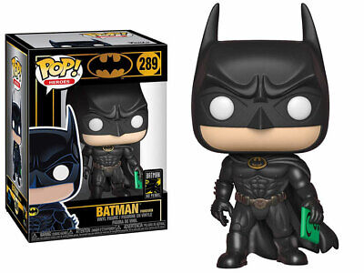 Funko Pop! Heroes Batman 80th Batman Forever (1995) 4 inch vinyl pop NEW!