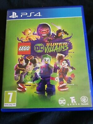 PS4 LEGO DC Super Villains videogioco - Playstation 4