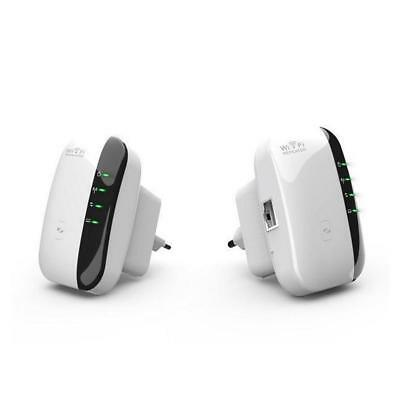 300Mbps WiFi Repeater US Plug Wireless Router Range Extender Signal Booster MT