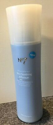 No7 Protect & Perfect Skin Soothing Aftersun Lotion 200ml Hypo Allergenic New