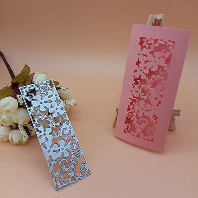 Metal Cutting Dies Stencil Album Paper Cards Embossing Scrapbooking Craft DIY L