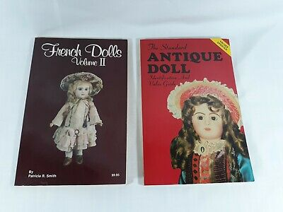 Lot Of 2 Antique Doll Price Guides