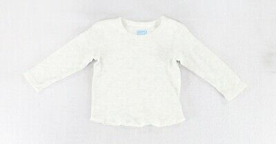Harper Canyon NEW Gray Baby Boy's Size 12 Months Thermal Long Sleeve Top #063