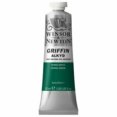 Winsor & Newton / Colart 1914637 Griffin Alkyd Colour 37Ml Terre Verte