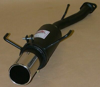 Vauxhall Astra Mk4 'Can-Style'  Hatch Sportex Exhaust T/Box Single 4""