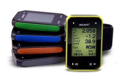 Paragliding variometer Ascent H2-Wrist variometer - GPS - 5 colors - easy to use