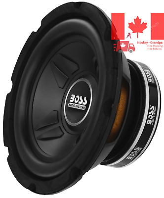 Audio Chaos Extreme Automobile Subwoofer with Single 4 ohm Voice Coil 600W Black