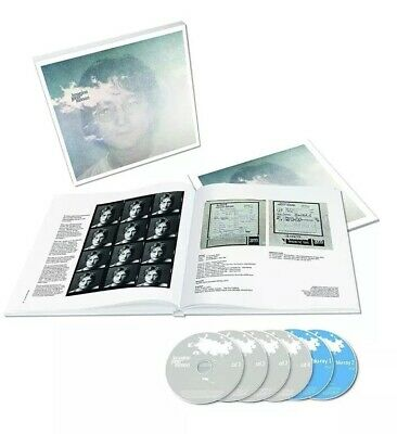 John Lennon Imagine The Ultimate Collection Super Deluxe CD Blu Ray Box Set New