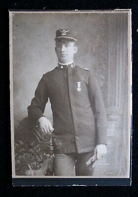 Great Photo of Massachusetts Naval Militia Officer In Undress Uniform