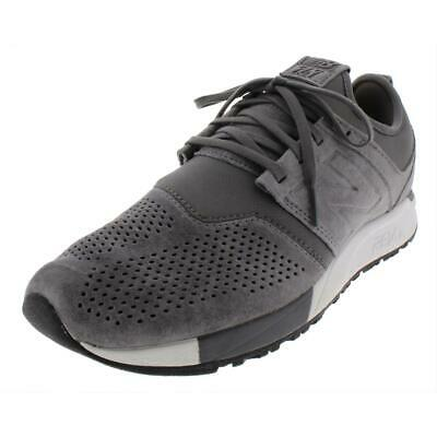 e72f40ac366 NEW BALANCE 247 Men's Size 9 Suede Athletic Shoes Grey MRL247CA NEW ...
