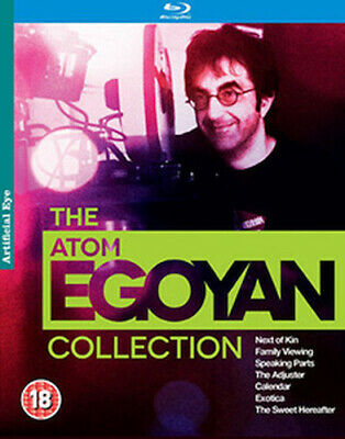 The Atom Egoyan Collection - Exotica / The Adjuster / Family [Uk] New Bluray