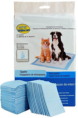 BPS Tappetino igienico per Animali Domestici Training Toakers Carbon Training