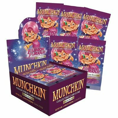 Munchkin CCG: Fashion Furious Display (24 packs)