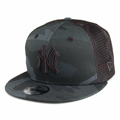 New Era 9FIFTY NY Yankees Trucker Cap - League Essential - Camouflage