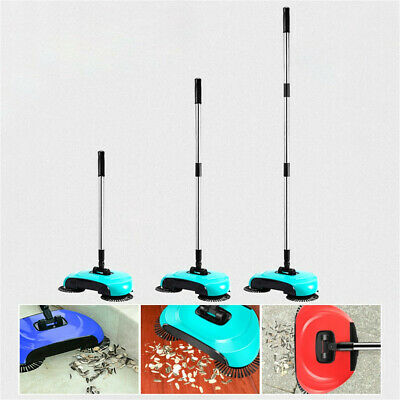 Flat Mop Automatic Hand Sweeper Household Cleaning Tool Lazy Auto Push Sweeper