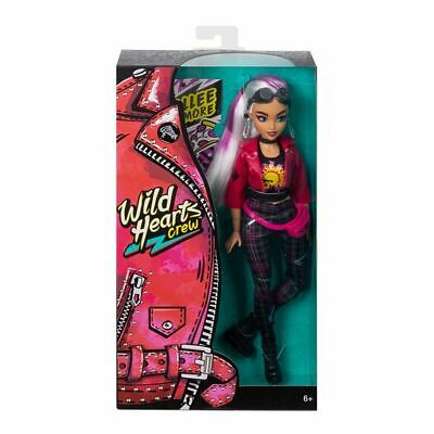 WILD HEARTS CREW *Rallee Radmore Doll* PINK MOTO JACKET GOGGLES FANNY PACK 2019