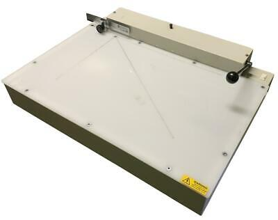 """Billows Protocol SK411 Light Table and Hole Punch 27-1/2"""" X 16-3/4"""" W/Vacuum"""