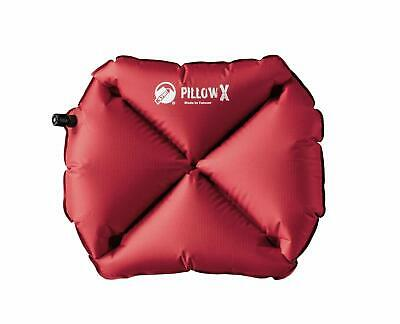 Klymit Pillow X Inflatable Camp &Travel Pillow for camping, backpacking, hunting